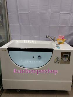 Top Pet SPA magnetization microbubble bath-Shaukeiwan Hongkong